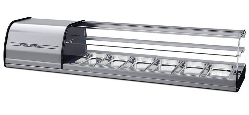 Expositor-de-barra-y-platos-Serie-VET-6-DP